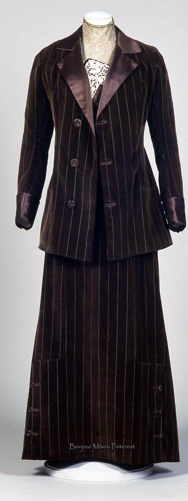 237 Best Images About 1910 U0026 39 S Suits  Walking Suits