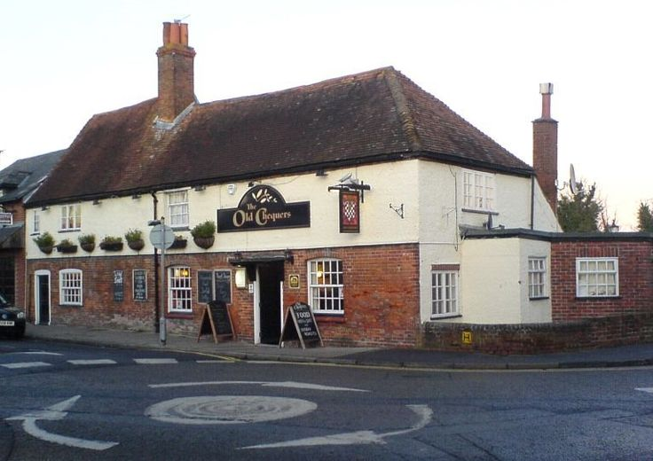The Old Chequers at Thatcham