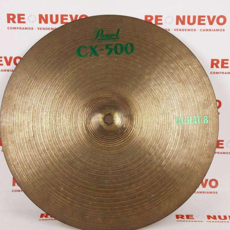 Platillo PEARL CX-500 E268743 # Platillo Cx-500 # de segunda mano # Instrumentos