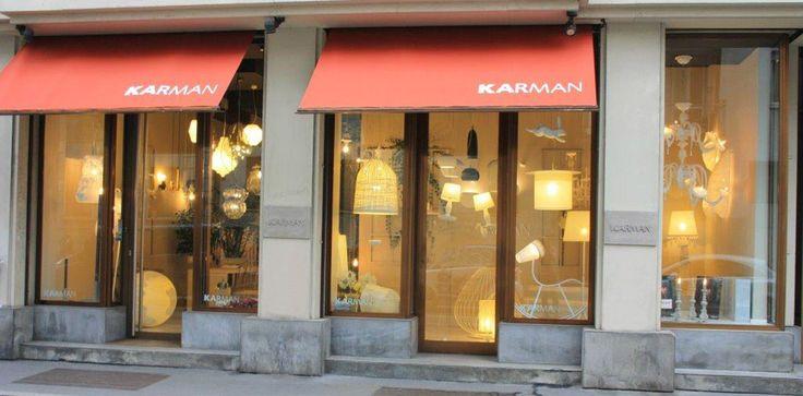 Showroom Milano - Karman - Change Your Light