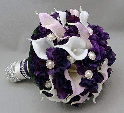 purple calla lily wedding bouquet 25 best ideas about calla wedding bouquet on 6884