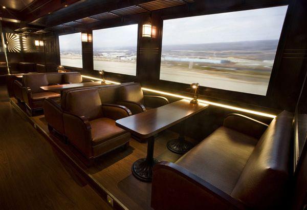 The Passenger Bar - Madrid Spain. (Hint, it's not a train).