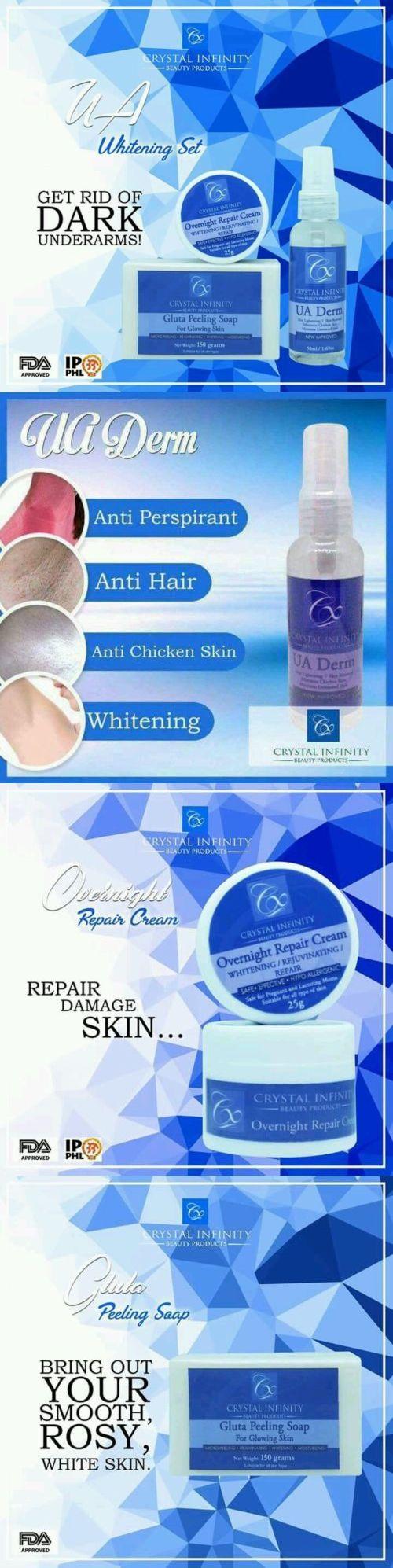 Lightening Cream: Intensive Underarm Whitening Set New Packaging New Stocks -> BUY IT NOW ONLY: $35 on eBay!