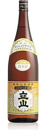立山酒造株式会社<砺波市> | 北陸酒販株式会社