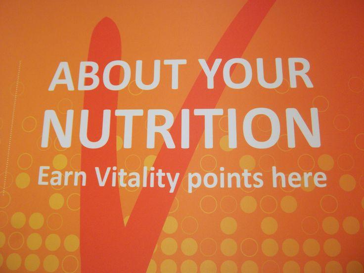 Nutrition assessment- Medical schemes Vitality,Multiply