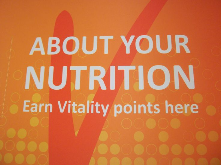 Nutrition assessment- Medical schemes Vitality,Multiply