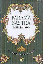 PARAMA SASTRA BAHASA JAWA,  Aryo Bimo Setiyanto