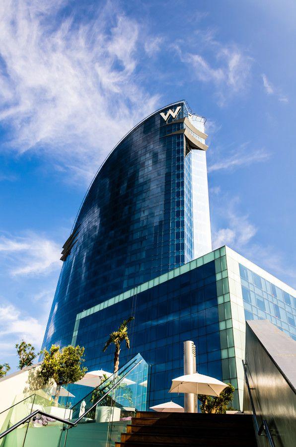 W Hotel Barcelona Spain by Sotiris Filippou on 500px