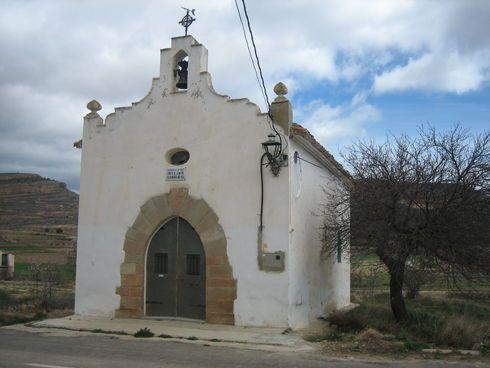 ES_CVA_VALE Alpuente-007-01 La-Carrasca, ermita de Santa María Micaela