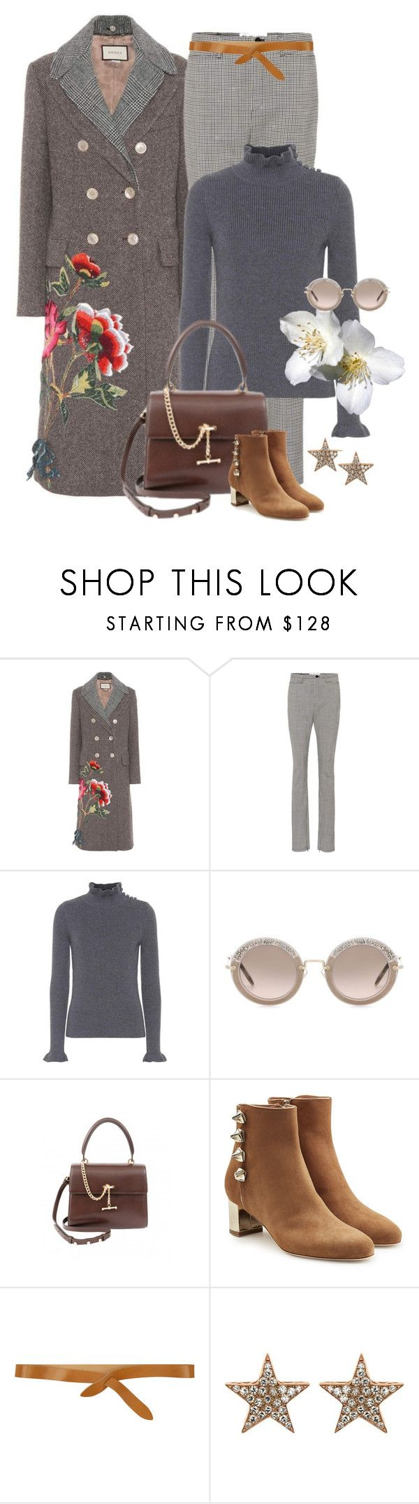 """""""TV Anchor"""" by jacque-reid ❤ liked on Polyvore featuring Balenciaga, Pologeorgis, Malone Souliers, Isabel Marant and Selim Mouzannar"""