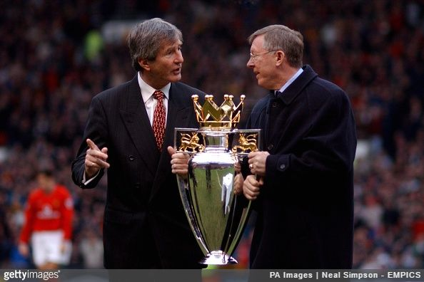 Former Manchester United chairman Martin Edwards has revealed the cloak and dagger tactics used to snare Sir Alex Ferguson from Aberdeen in 1986