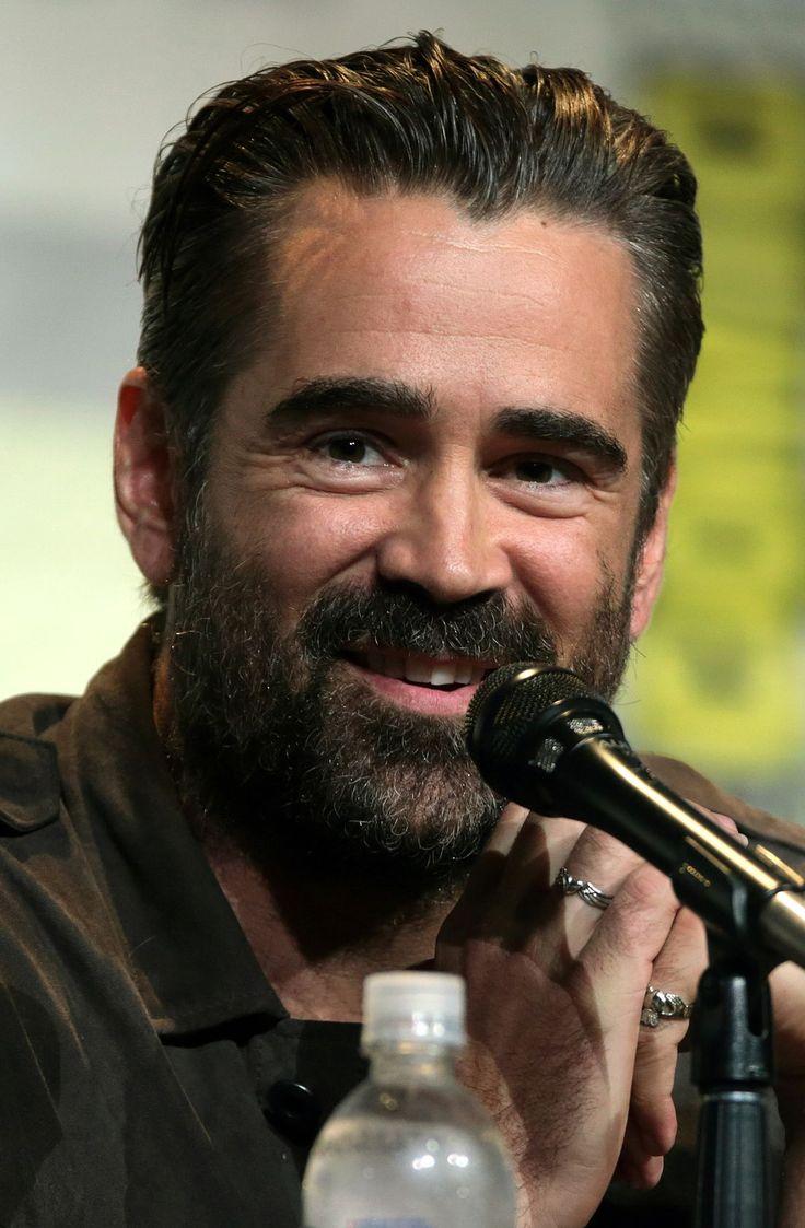 Colin Farrell - Wikipedia - 2016 San Diego Comic-Con by Gage Skidmore