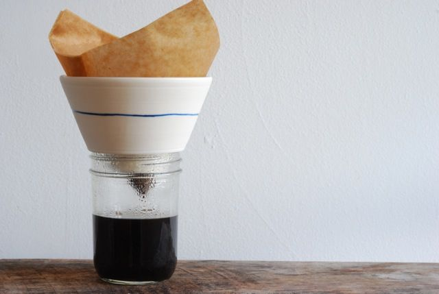 Coffee Brewing Cone