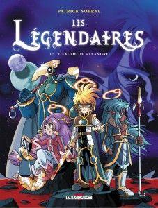 Les Légendaires - tome 17