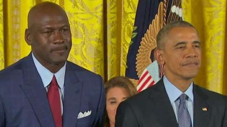 Saying they had touched him in a powerful and personal way, President Barack Obama awarded the nation's highest civilian honor to 21 groundbreaking actors, musicians, athletes and others during a ceremony Tuesday at the White House.