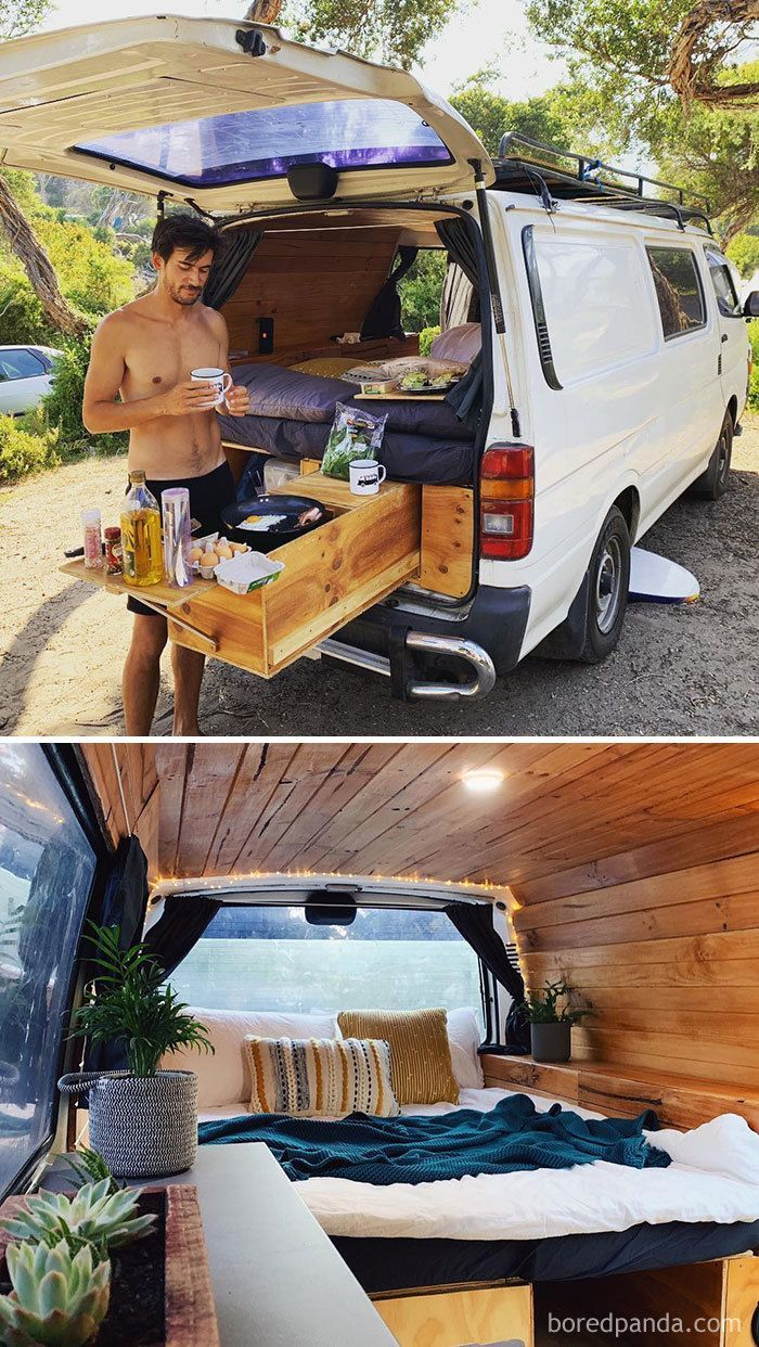 30 Of The Most Epic Bus And Van Conversions – #Bus #cars #Conversions #Epic #van – Kochen