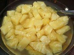 Receita de xarope de abacaxi e gengibre: excelente para tosse, gripe e bronquite   Cura pela Natureza.com.br
