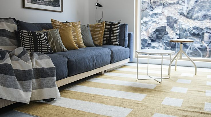 New wool rug - Johanna Gullichsen