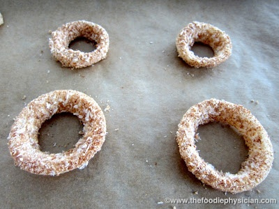 onion rings in the oven
