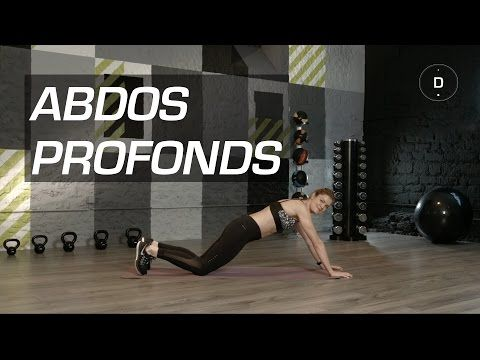 Fitness Master Class - Abdos Profonds - YouTube