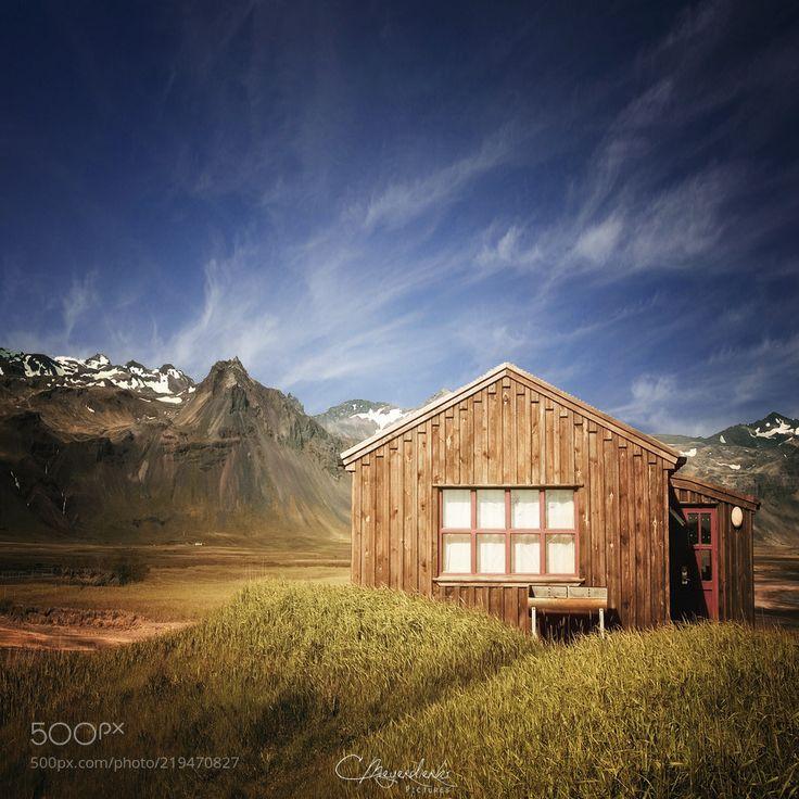 Pure Iceland (Carsten Meyerdierks / Kröppelshagen / Germany) #Canon IXUS 125 HS #landscape #photo #nature