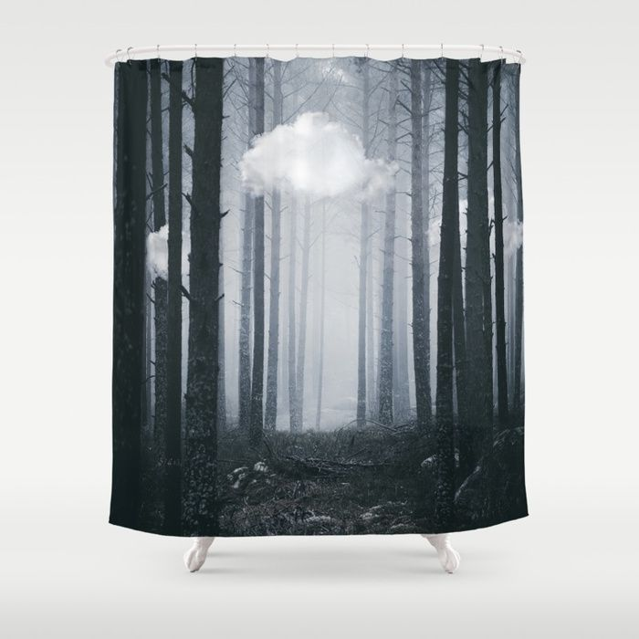 The ones that got away Shower Curtain by HappyMelvin. #homedecor #showercurtain #home #nature #surreal #artwork #photography