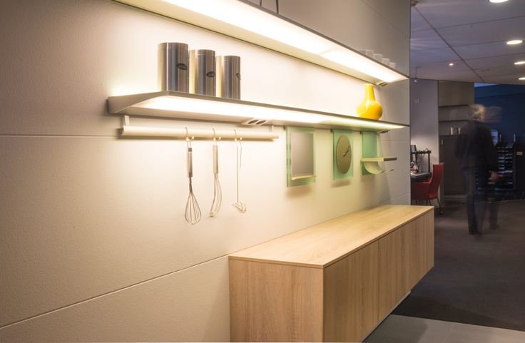 SieMatic S3, showroom Van Wanrooij in Tiel