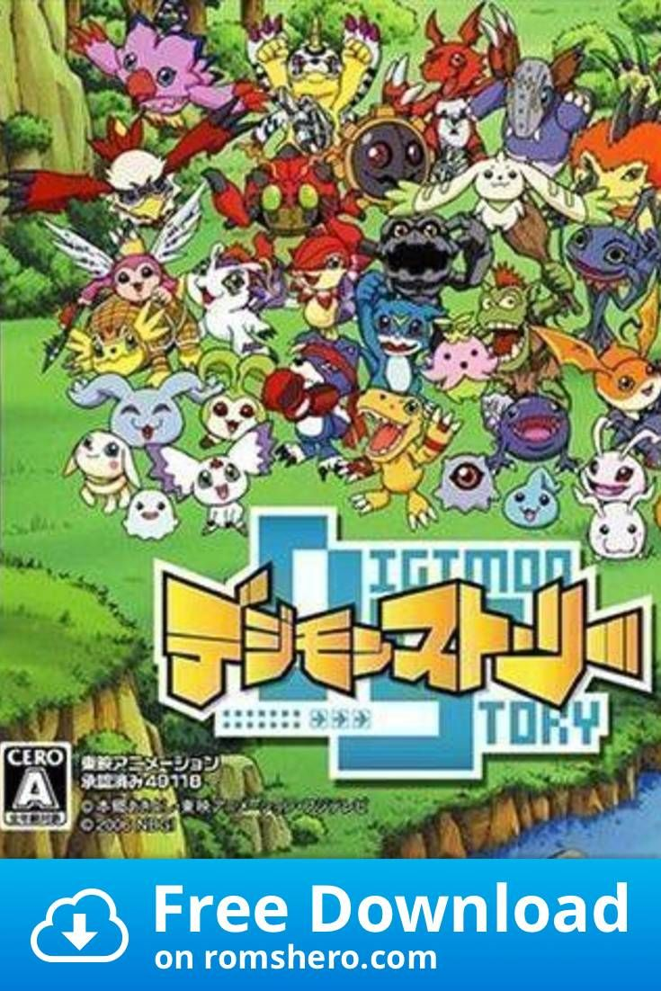 Download Digimon Story Nintendo Ds Nds Rom In 2020 Nintendo
