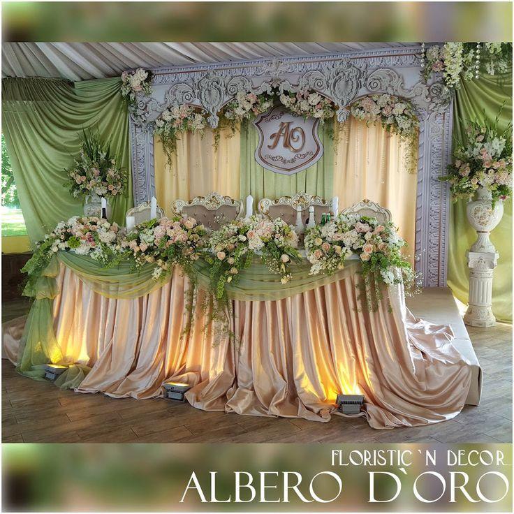 Wedding event decor inspiration