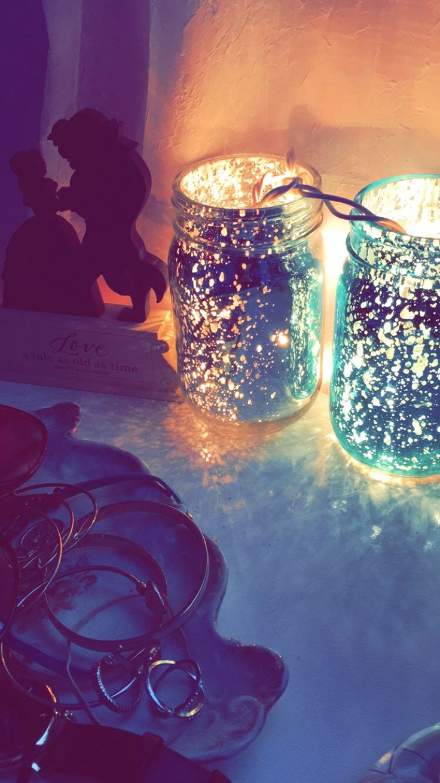 Mason jar lights in 20...