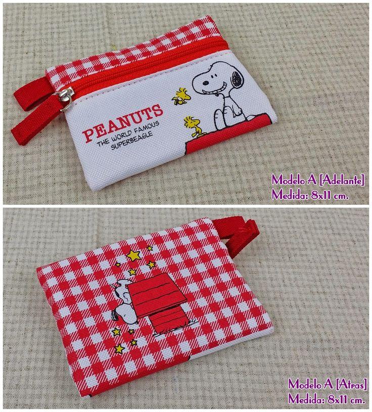 Cartuchera Snoopy-04