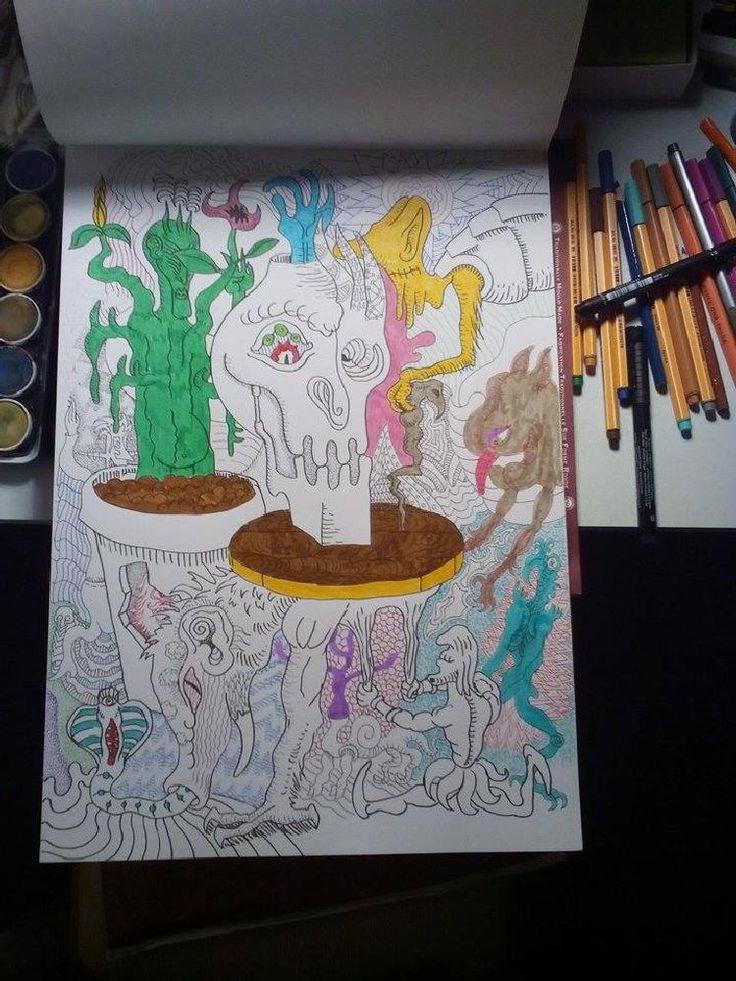 Fun doodling by lazaros.kalogirou