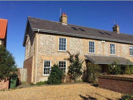 Lark Cottage in Titchwell, Norfolk