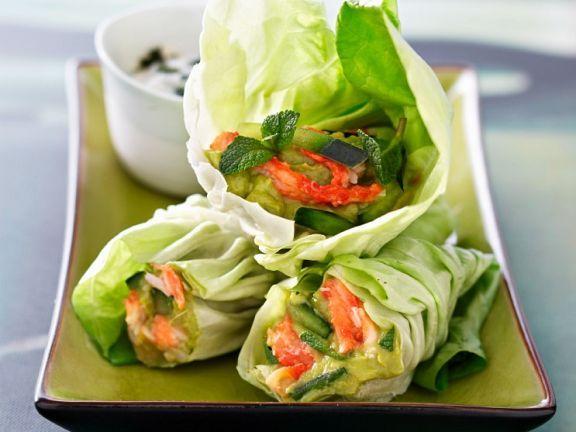Die besten 25+ Krebssalat Ideen auf Pinterest Krabben kochen - leichte k che einfache rezepte