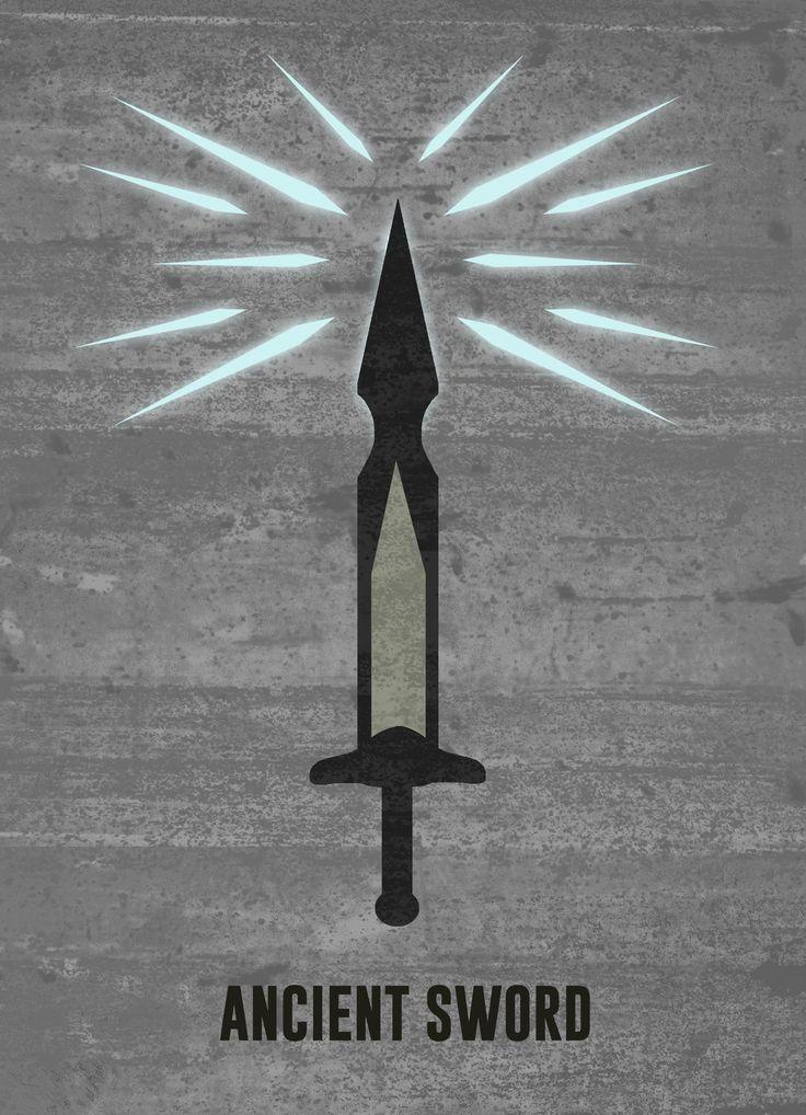 Day 29: Bussola #30dayschallenge #AncientSword #ShadowsofTheColossus
