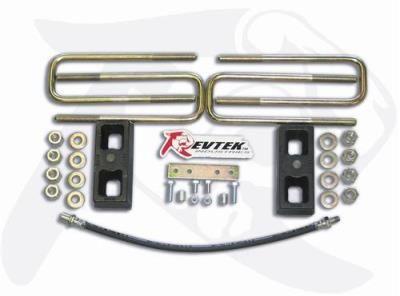 2012 TOYOTA TUNDRA Revtek 1.25 Inch Rear Lift Block Kit: 1.25 Inch Rear Lift Block Kit Fits 2007 to… #AutoParts #CarParts #Cars #Automobiles