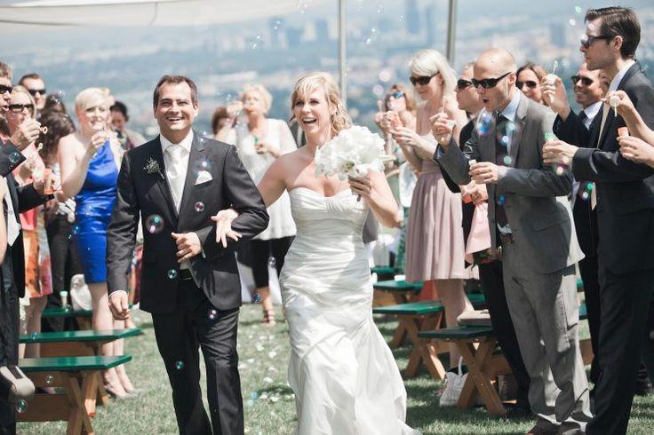Hochzeit im Weinberg in Wien