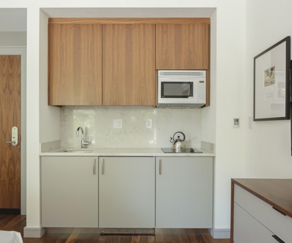 How To Make The Best Of Your Kitchenette: The Standard Range Images On