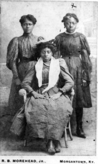 african americans in 1930's | The lady on the right was my maternal grandmother, Mary Francis ...
