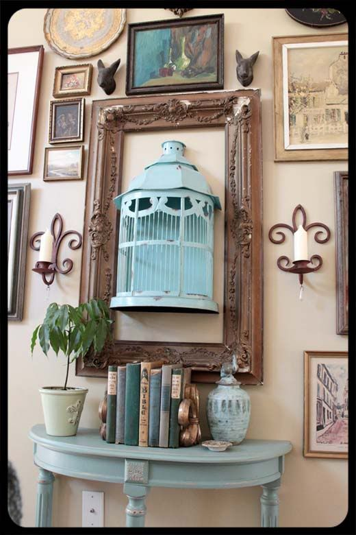 fabulous birdhouse: Ideas, Wall Decor, Birdcages, House, Gallery Wall, Design
