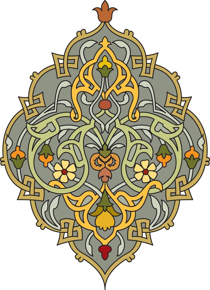 27-islamic Persian Pattern