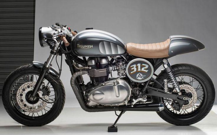 Analog Motorcycles | Triumph Thruxton