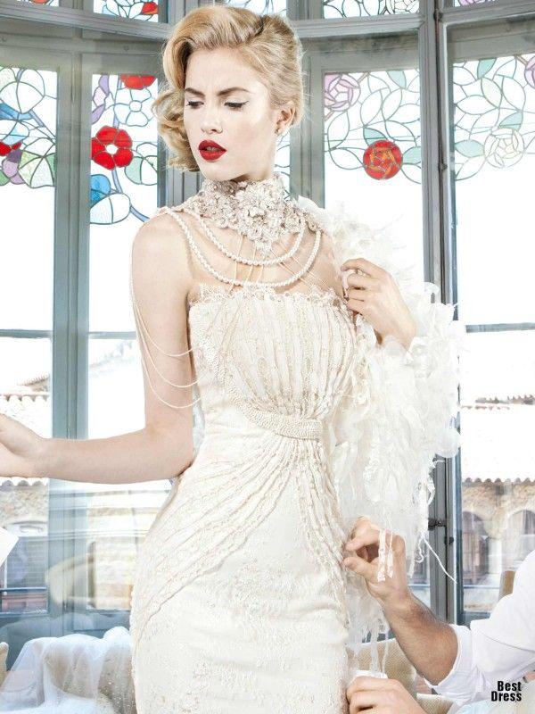 Yolan Cris Wedding Dresses 2013