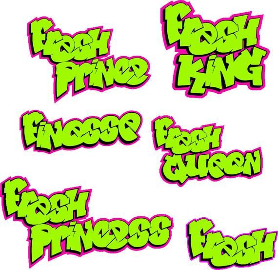 Fresh Prince Queen King Princess And Finesse Bundle Svg Dxf Eps And Png File Fresh Prince Cricut Craft Room Fresh Prince Of Bel Air