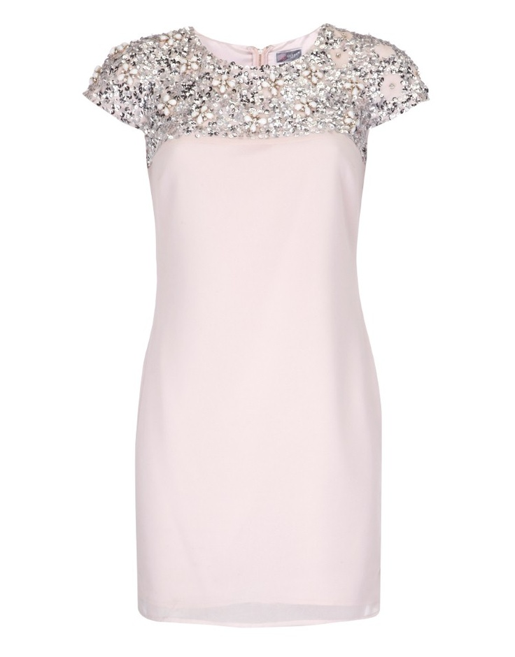 Lipsy beaded top shift dress perfect dress for rehearsel for Shift dress for a wedding