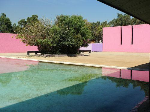 17 best images about architect luis barragan on pinterest for Jardin 17 luis barragan
