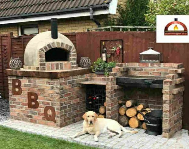 Pin By Panfila Consentida On Grill Barbecue Pizza Oven Stoves In 2020 Pizza Oven Outdoor Pizza Oven Outdoor Kitchen Outdoor Fireplace Pizza Oven