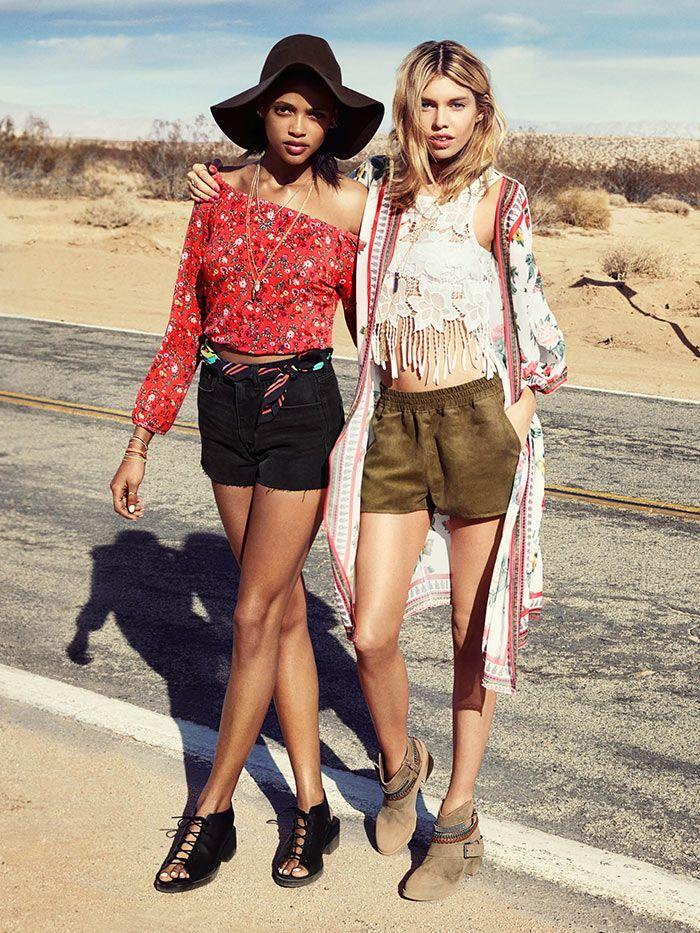 H&M Coachella line starting at $4.99 | H&M US [ WANT!!! ]