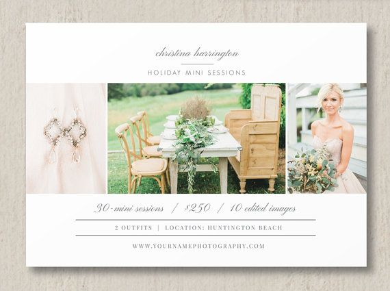 Fall Mini Session Templates Photography by designbybittersweet