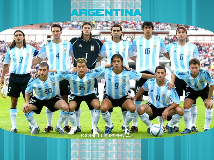 FOOTBALL PLAYER | FATS BLOG: Argentina Football Team World Cup